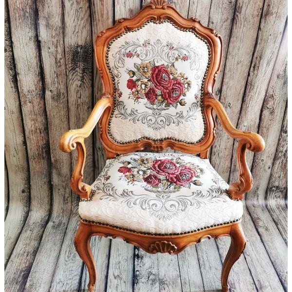 Старинно кресло Рококо