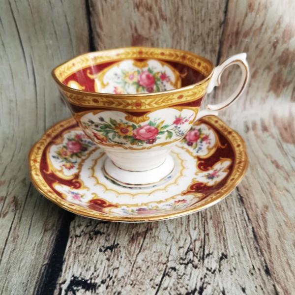 Колекционерска чашка Lady Hamilton, Royal Albert