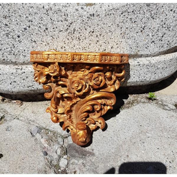 Малка барокова закачалка-рафтче