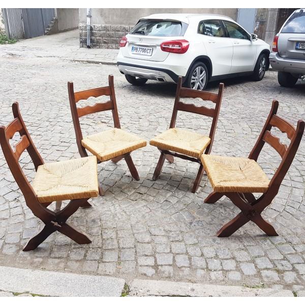 Комплект баварски столове