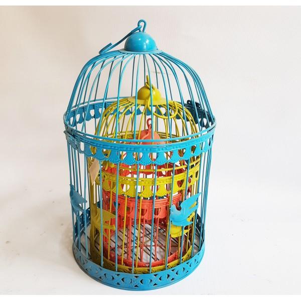 Декоративни клетки за птичета
