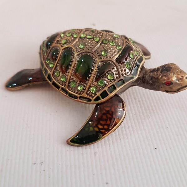 Бижутерка костенурка