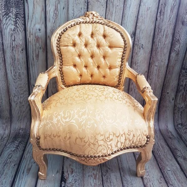 Детско бароково кресло