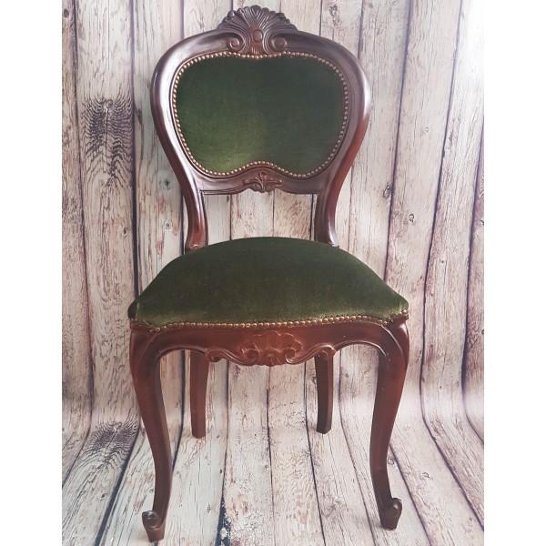 Комплект трапезни барокови столове