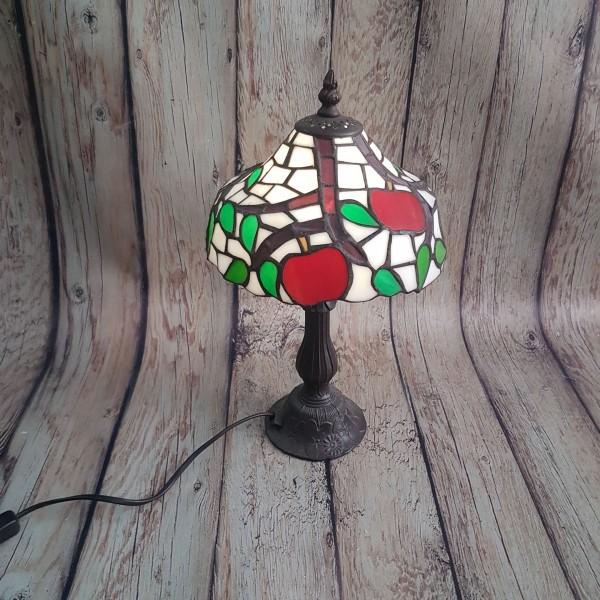 """Настолна лампа """"Червена ябълка"""""""