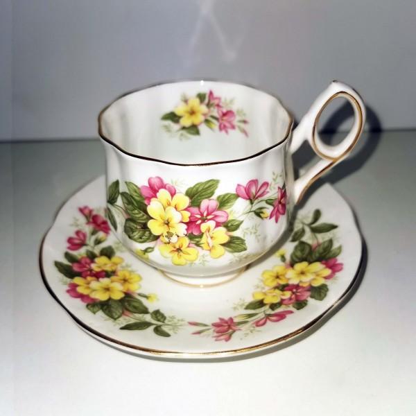 Порцеланова чаша Rosina, Wild Flowers