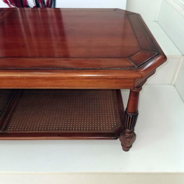 Холна маса с ратан