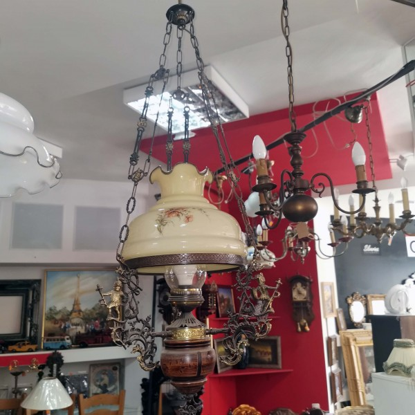 "Старинна лампа ""Коломбо"""