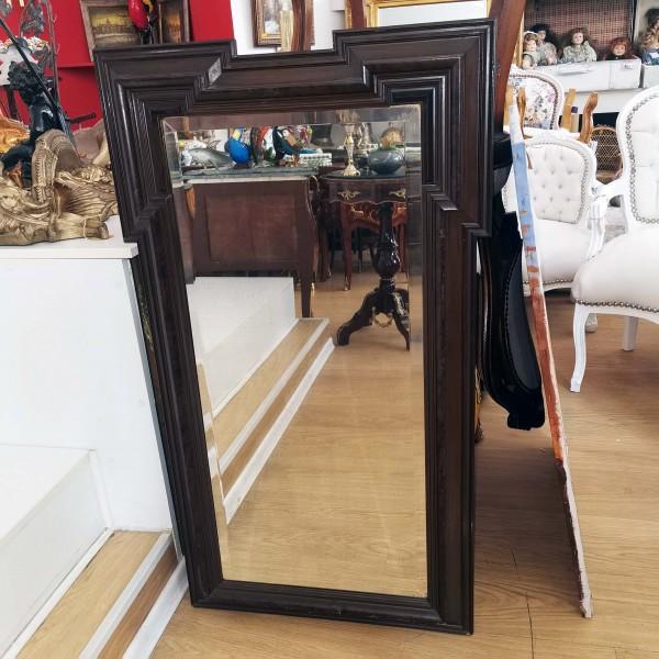 Голямо стенно огледало с фасети