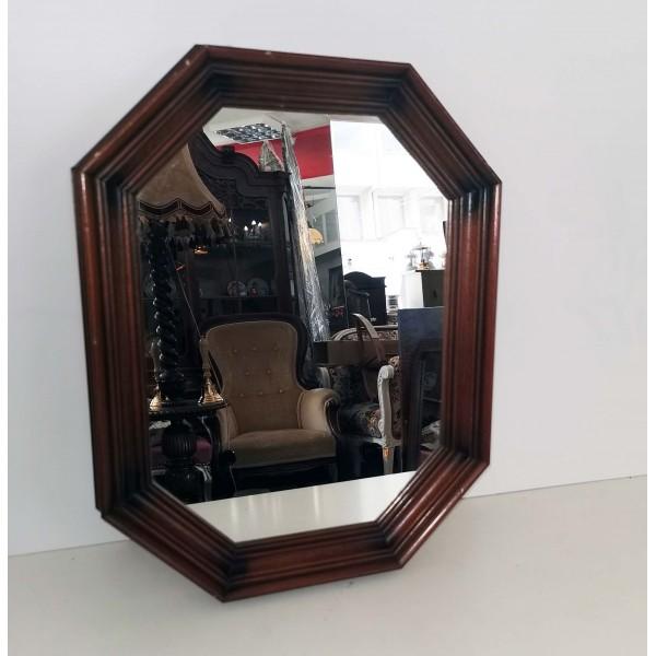 Осмоъгълно огледало дъб 1