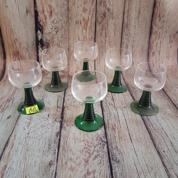 Комплект 6бр. френски чаши за вино