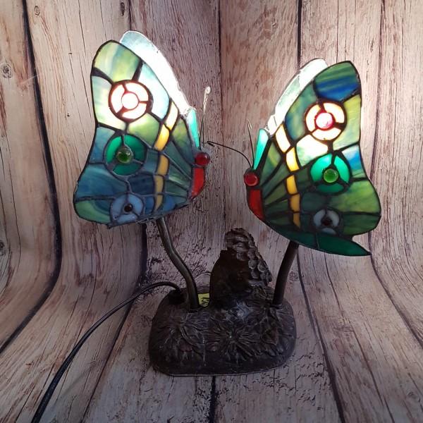 "Лампа ""Пеперуди"", стил Тифани"