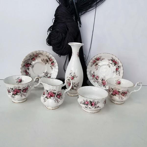 Royal Albert, Lavender Rose, комплект за двама