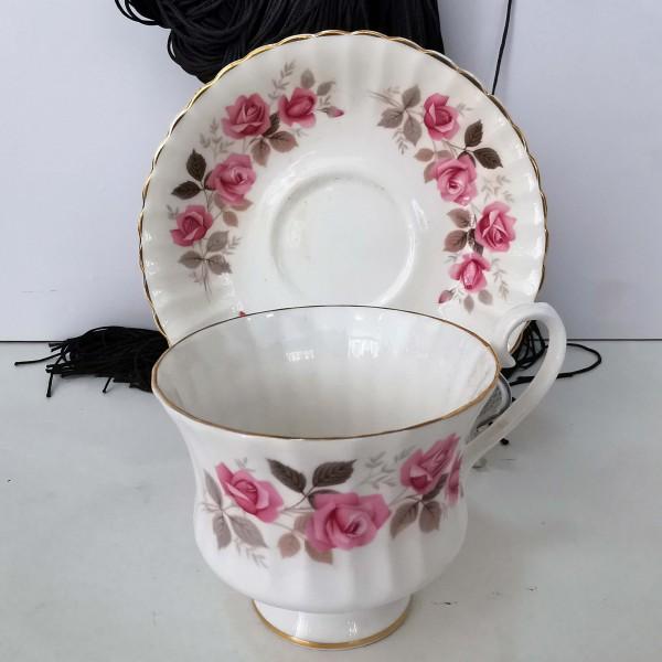 Jackson and Gosling Ltd, чашка с чинийка