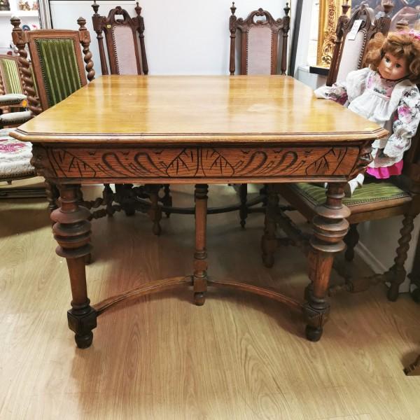 Антикварна маса в стил Сецесион