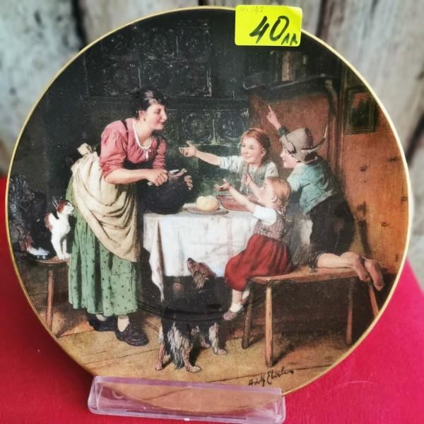 Колекционерска чиния за стена
