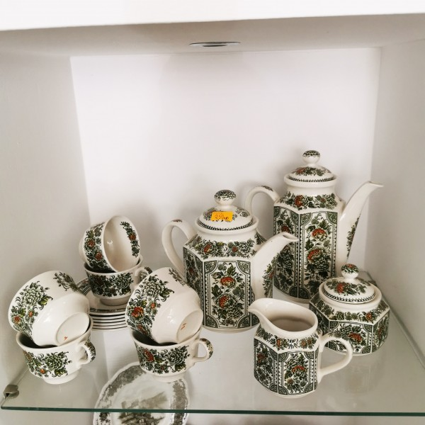 Сервиз за чай Iron Staffordshire