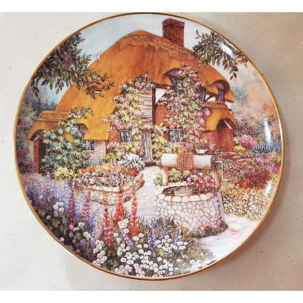 Колекционерска чиния Franklin Mint